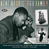 Kent Harris' R&B Family (MP3)